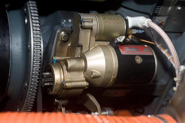 Helicopter aviation the alternator is driven by a v belt it supplies power to the bus to run the electrical equipment as well as to recharge the battery publicscrutiny Choice Image